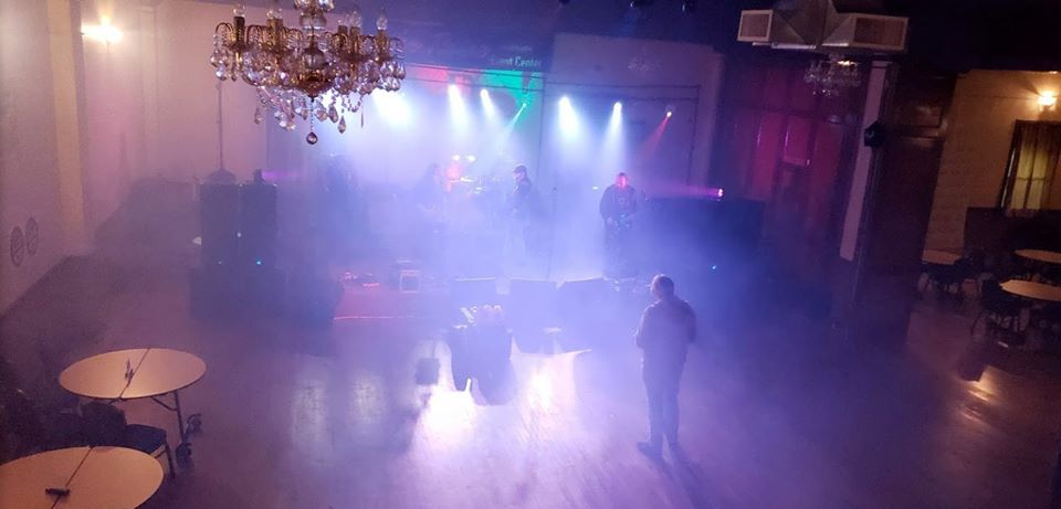 Roxie Hillyard Venue Tour