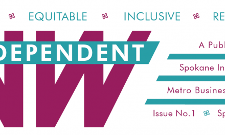 Independent Northwest Magazine Press Conference