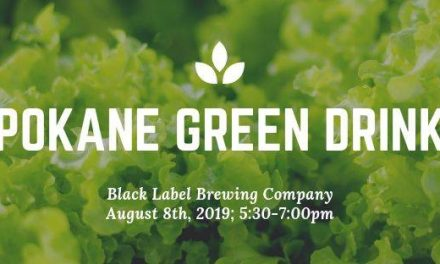 August Green Drinks