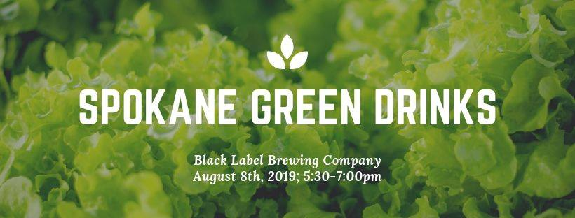 August 2019 Green Drinks