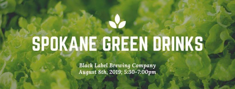 August Green Drinks