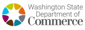 WA State department of Commerce logo